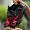 Размер 39-44 Мужская Удобные Воздухопроницаемой Сеткой Обувь Мода Повседневная Сетки Прохладный Квартиры Мужская Обувь Легкий Повседневная Обувь