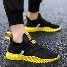 2019 New Casual Shoes Men Breathable Summer Autumn Mesh Sneakers Fashion Breathable Lightweight Movement Shoes Eu 39-44 Black laisumk new casual shoes men breathable autumn summer mesh shoes sneakers fashionable breathable lightweight movement shoes