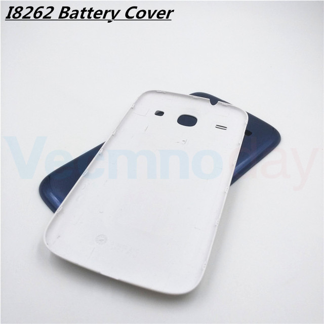 Vecmnoday 4.3'' New Housing Battery Cover Rear Door For Samsung Galaxy Core I8260 I8262 GT-I8262 8260 Case Replacement Parts