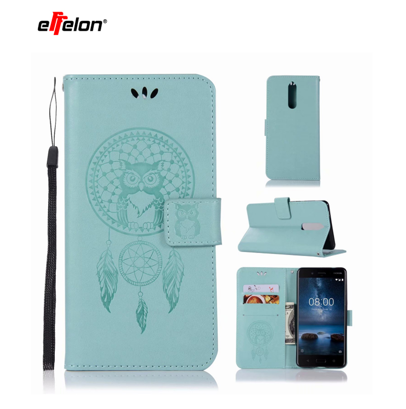1.For Nokia 5 2018 Case Nokia 5.1 Case Flip 5.5 PU Leather Cover Phone Case For Nokia 5.1 TA-1061 TA-1075 A-1076 TA-1081 TA-1088