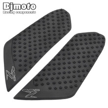 Bjmoto New Z 900 2018 Motorcycle Tank Pad Protector Sticker Decal Gas Fuel Knee Grip Traction Side For Kawasaki Z900 2017