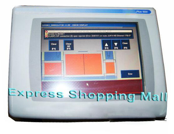 Original 2711P-RDT10C Touch Screen HMI rolsen rdt 120