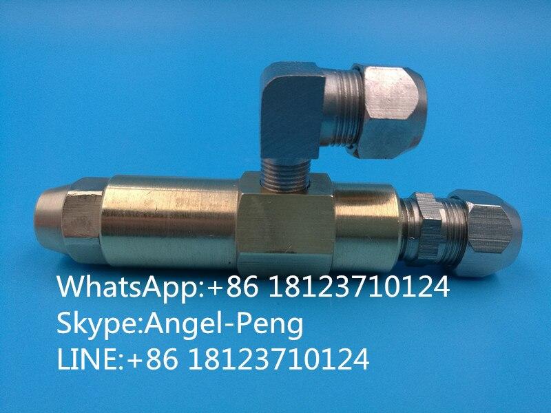 Hot sale 0.5mm,1mm,2.5mm,Mistking oil spray nozzle,Fuel Burner,Siphon Burner,Waste Oil Burner Nozzle,Diesel heavy Oil Nozzle