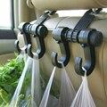 3 кг Новый автокресло крюк двойной многофункциональный овощи и перчатки крюк мини крюк утилита автомобиля укладки Красивых и практические