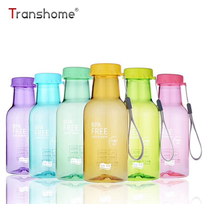 Aliexpress Com Buy 350ml Outdoor Portable Pet Dog Water: Transhome Creative Portable Water Bottle 350ml Fashion