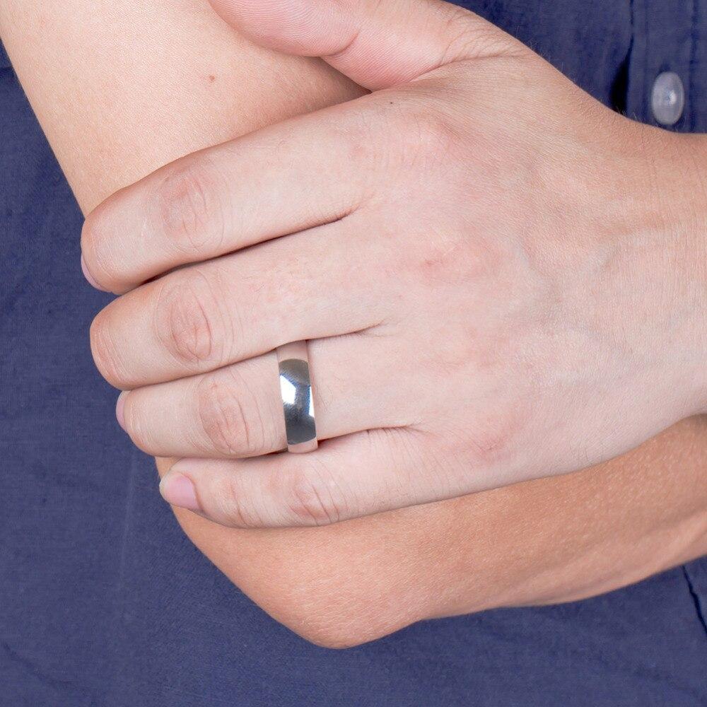 2014 Classic Fanshion Jewelry Kpop Bigs Circle Silver 6mm Midi ...