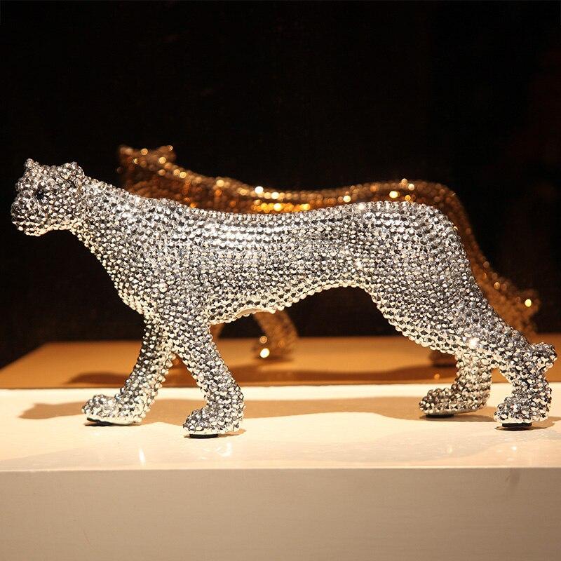 Керамика ремесла повезло слон украшения творческий современный домашний декор украшения Керамика фигурки животных фарфоровые статуэтки с... - 2