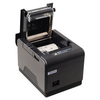 High quality original Auto-cutter 80mm Thermal Receipt Printer USB/Lan  Pos Printer for Hotel/Kitchen/Restaurant