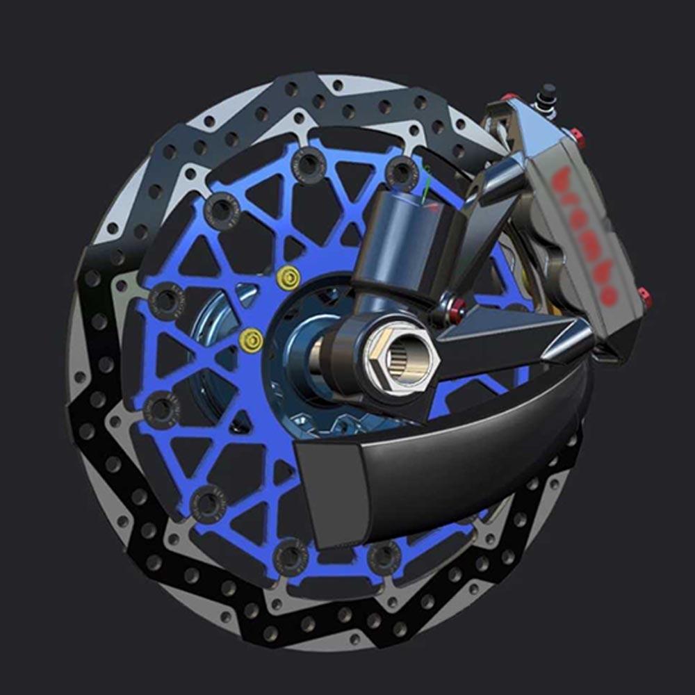 DTRAD conduits en carbone pour APRILIA RSV4 RF/RR 2015-2019 TUONO V4 1100 usine 15-19 moto frein Air refroidissement + kit de fixationDTRAD conduits en carbone pour APRILIA RSV4 RF/RR 2015-2019 TUONO V4 1100 usine 15-19 moto frein Air refroidissement + kit de fixation