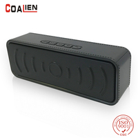 COALIEN Mini Bluetooth speaker Portable Wireless speaker Sound System 3D stereo Music surround with TF FM Microphone Player