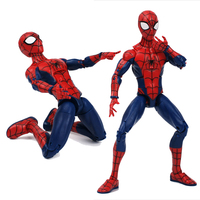 16cm Spider Man The Amazing Spiderman PVC Action Figure Boys Toys Doll Gifts Brinquedos