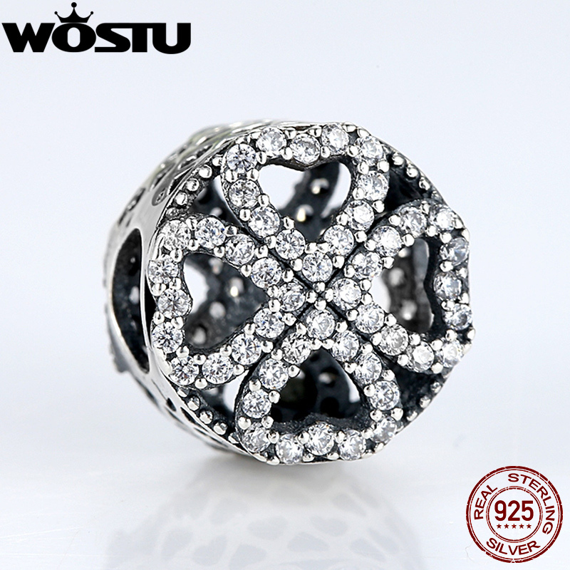 Romantic 925 Sterling Silver Petals Of Love Charm Beads Fit Original WST Bracelet Authentic Fine Jewelry