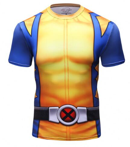 Homme été impression 3D Super Saiyajin Son Goku noir Zamasu mn