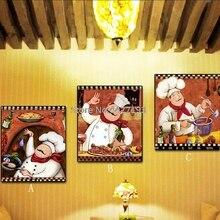 Diamond Painting cook diy art cartoon Cross Stitch Full Embroidery Mosaic decor for christmas gift