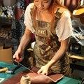 2016 Camuflaje ripstop camuflaje Highlander Krypteck Krypteck Mujer Delantal de trabajo Delantal Delantales