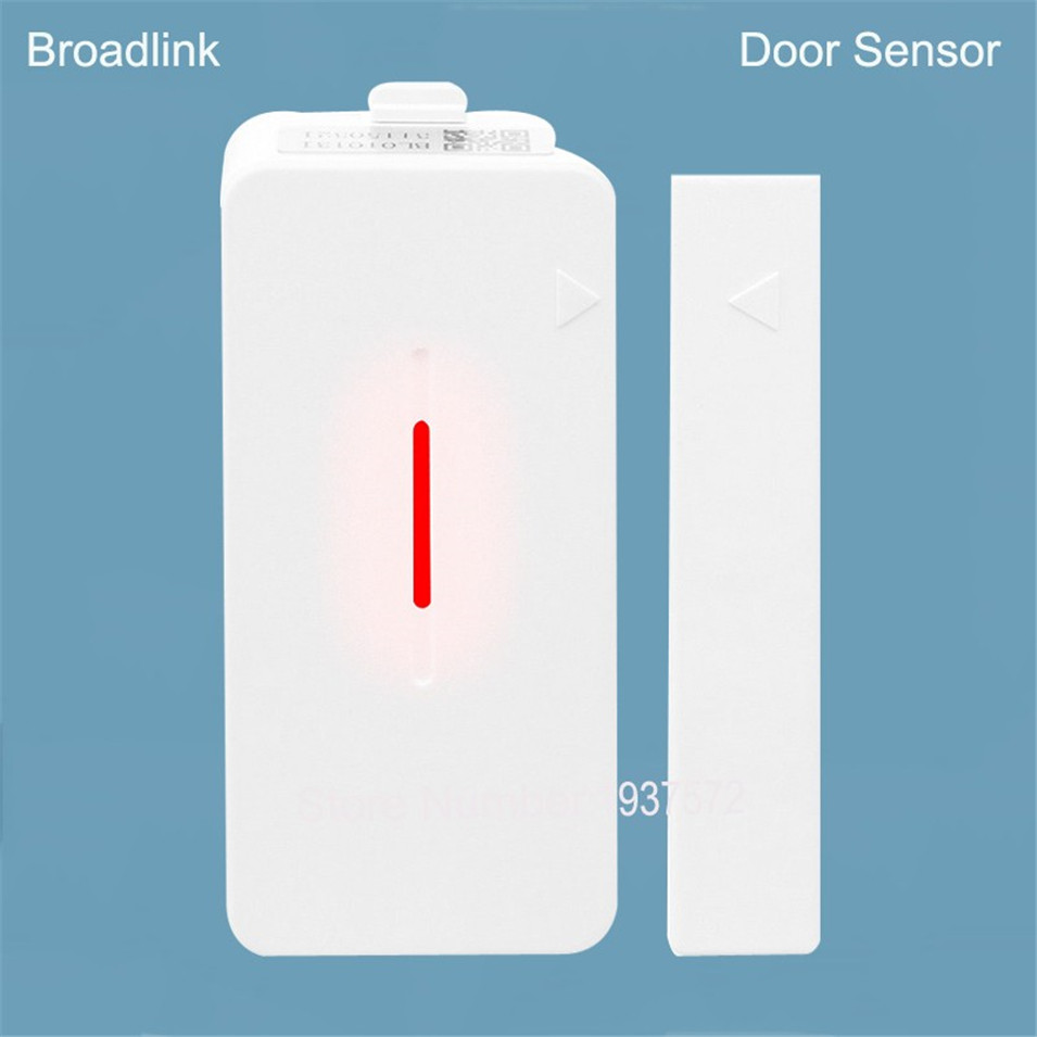New Arrival Broadlink S1S1C SmartOne Alarm&Security Kit For Home Smart Home Alarm System IOS Android DoorWindow Sensor RF433