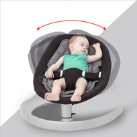 For newborns baby swing rocking chair baby bouncer multiple colour children's swings