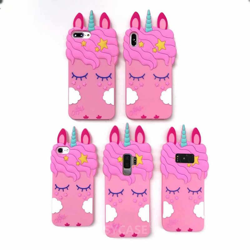 SYCASE śliczne Unicorn rzęs koń obudowa do LG G5 G5s Plus K10 2017 etui All-inclusive silikonowe Anti- knock pokrywa kobiety dla LG g5