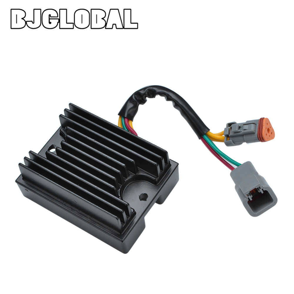 For Sea-Doo Speedster 150 1500 cc 155 200 3000 cc 310 hp 4-Tec Wake 12V Voltage Motorcycle Regulator Rectifier Scooter Moped ATV