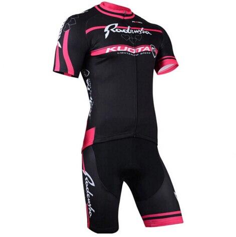 17 Tour de france new Kuato team version  Cycling clothing bike Short sleeve Bike bike Cycling clothing  Sets bicycle jersey kraftwerk – tour de france 2 lp