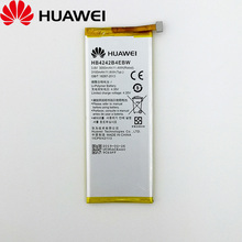 Huawei 2pcs New Original 3100mAh HB4242B4EBW Battery For honor 6 Honor6 4X H60-L01 H60-L02 H60-L04 L11 Phone + Track Code