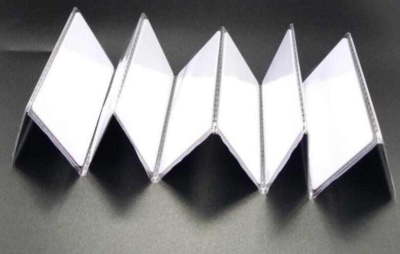 100pcs UID RFID Card Writable Block 0 Used To Copy 13.56MHz RFID Card Copier Writer Duplicator Copy Cards