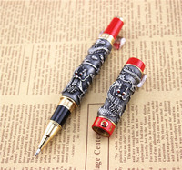 send a refill ballpoint Pen metal School Office supplies dragon roller ball pens high quality luxury business gift 007