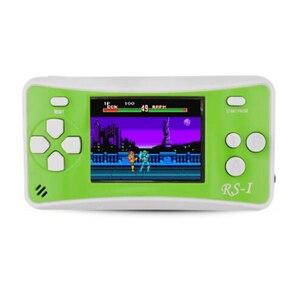 Image 4 - 2.5 インチハンドヘルドゲームプレーヤークラシックレトロゲームコンソール内蔵 89 ゲーム子供のためのゲームコンソール使用 pal AAD NTSC テレビ