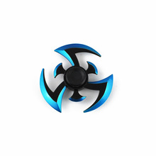 Fidget Gyroscope Spinner Naruto Finger Tri  which long spinning For Kid/Adult Toys antistress ring