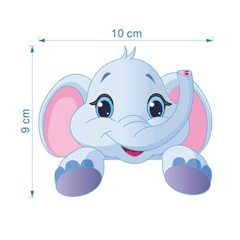HTB16HQoQFXXXXX0XpXXq6xXFXXXg - Cute Animals Elephant Cat Panda Giraffe Light Switch Sticker Removable Wall Sticker For Kids Rooms