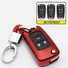 KUKAKEY Soft TPU Key Case Cover Protection For Opel Astra G H J Mokka Insignia Vectra Meriva Corsa Zafira Key Fob Chain Rings dandkey for opel 2 button replacement car remote fob case cover for astra g h j zafira vectra insignia mokka corsa