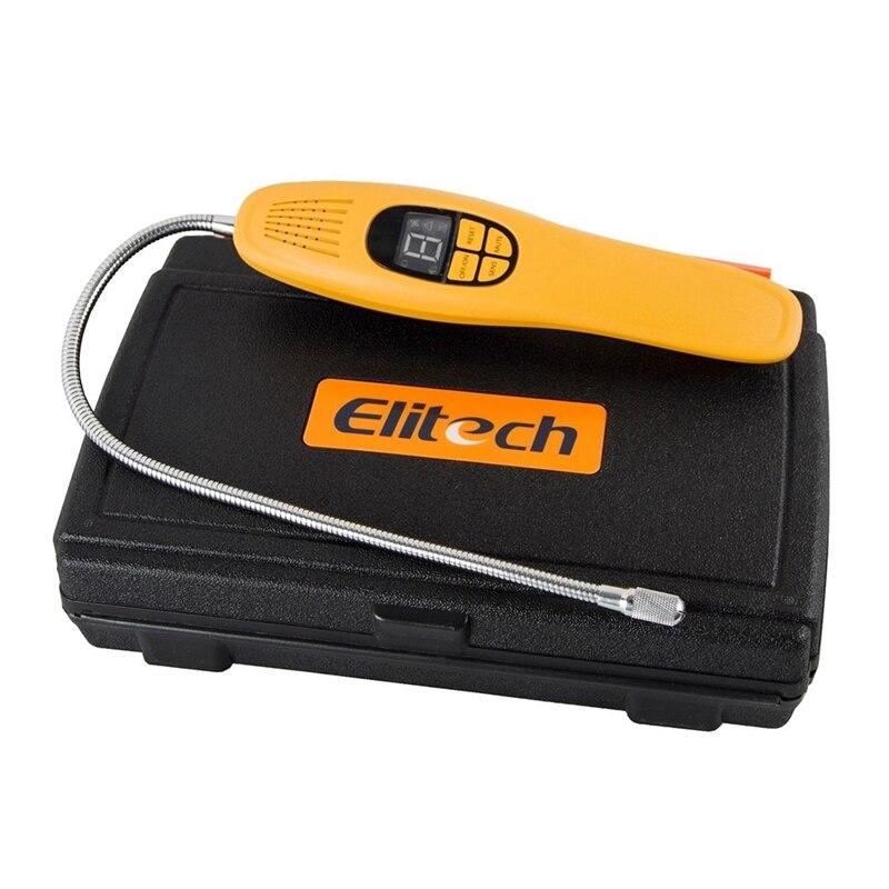 Elitech LD-200 Refrigerant Halogen Leak Detector CFCs HCFCs HFCs HVAC Checker