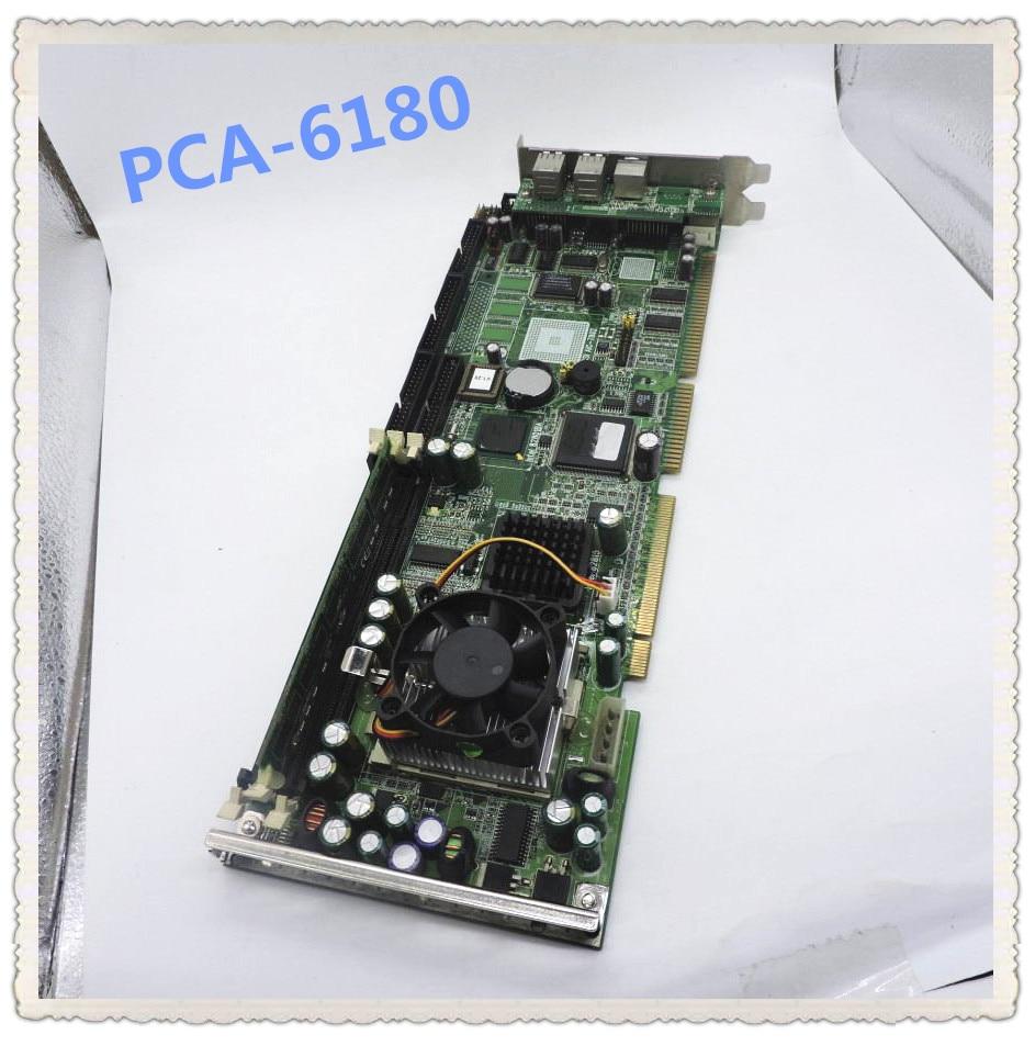 IPC Ana Kurulu PCA-6180 REV. B1 ile CPU Bellek Fan PCA-6180EIPC Ana Kurulu PCA-6180 REV. B1 ile CPU Bellek Fan PCA-6180E