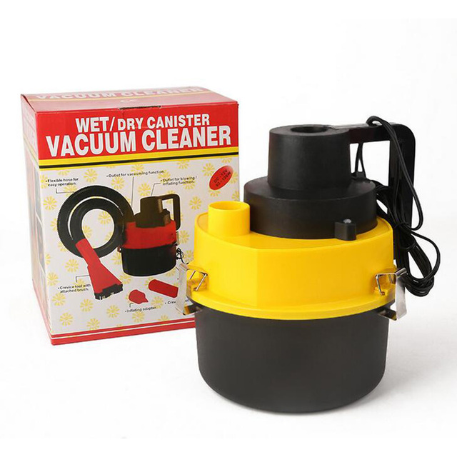 General 12V Super Car Vacuum Cleaner Power Suction Dust Cleaner Car Dry Wet Amphibious Car Vacuum Cleaner