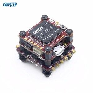 Image 3 - GEPRC стабильный F4, мини летучая мышь F4, летное управление, Betaflight + 12A/20A, 4 в 1, ESC + 48 каналов, 200 МВт, VTX для микродрона, FPV
