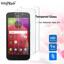 WolfRule 2PCS For Motorola Moto E4 Glass Film Screen Anti-scratch Protector Tempered Glass For Motorola Moto E4 Glass gigi пилинг ra rejuvintim peeling реджувинтим 1 5 мл