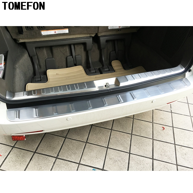 2016 Toyota Sienna Exterior: 2PCS For Toyota Sienna 2011 2016 Stainless Steel External