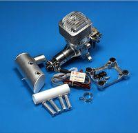 Dle85 85 cc RC модель бензина плоскости Двигатели для автомобиля 8.5hp газа Двигатели для автомобиля для Радиоуправляемая модель самолета
