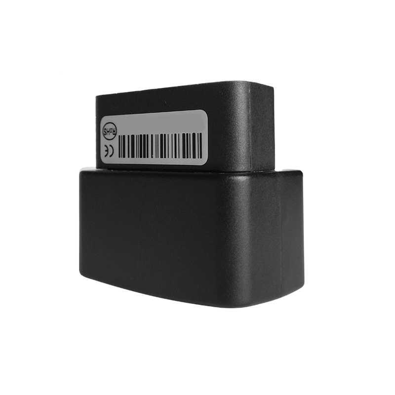 ミニ OBD 音声モニター GPS トラッカー車の Gsm 車両追跡デバイスの gps ロケータソフトウェア APP IOS の Andriod なし OBD2 スキャン検出