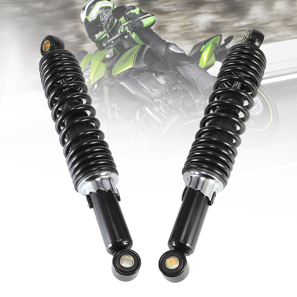Motorcycle Accessories Air Shock Absorber Rear Suspension For Yamaha Honda BMW 320mm Motors Scooter ATV Quad