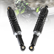 Hot Saleing Motorcycle Accessories Air Shock Absorber Rear Suspension For Yamaha Honda BMW 320mm Motors Scooter ATV Quad D45 цена в Москве и Питере