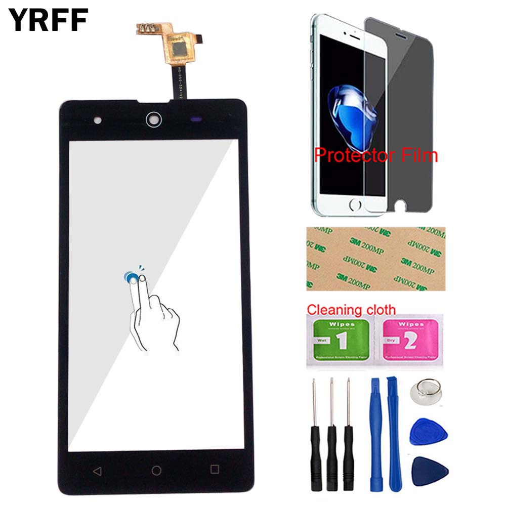 Touch Screen Panel For BQ BQS-5050 BQS5050 BQS 5050 Strike Selfie BQ 5050 BQ-5050 Touch Screen Digitizer Glass Sensor Panel Tool