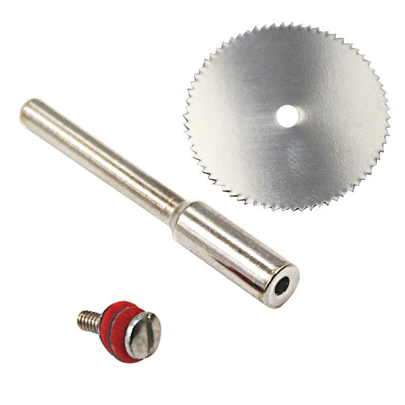 Disque de coupe du bois 10x22mm, outil rotatif dremel lame de scie circulaire outils de coupe dremel pour le travail du bois accessoires Dremel