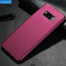Soft Silicone For Samsung S8 S8 Plus Case Protective Ultra thin TPU Phone Shell Case For Samsung Galaxy S8 / S8 Plus Back Cover
