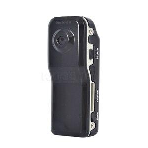Image 5 - Kebidu MD80 Mini DV DVR spor kamera için bisiklet/motosiklet Video ses kaydedici 720P HD DVR Mini DVR kamera tutucu klip ile