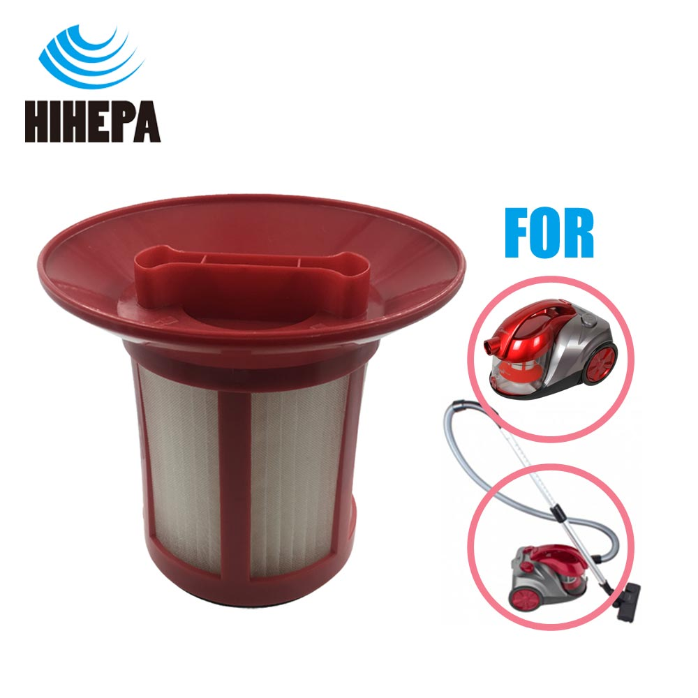 1-set Washable Dirt Cup HEPA Filter for Midea MVCC42A1 VCC43A1 Vacuum Cleaner Parts