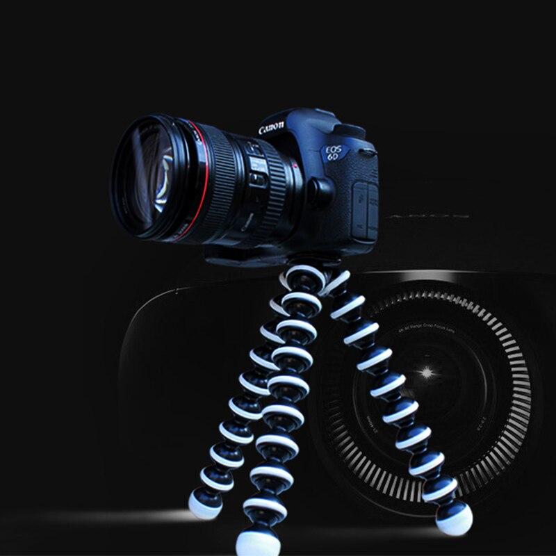 Fikaz kamera stativ mini octopus gorillapod dslr mobilen stativ krake stativ