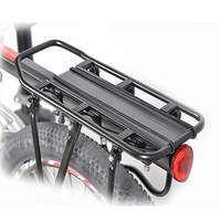 Bicycle Carrier fast disassembled bike shelves aluminum alloy mountain bike man shelves bicycles rear seat riding accessories