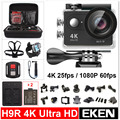 "2016 New Original EKEN H9R Ultra HD 4K Sports Action Camera Video Wide Angle 2.0"" Screen 1080p 60fps H9 + 2.4G Remote control"