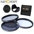 58 мм UV CPL ND4 Комплект Фильтров Бленда Для Canon EOS 1100D 60D 70D 600D 650D 700D